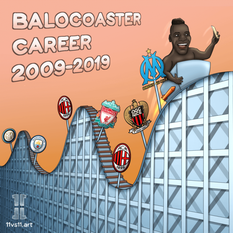 Balocoaster career 2009-2019